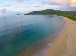 Plage de Grande Anse, Insolite Guadeloupe