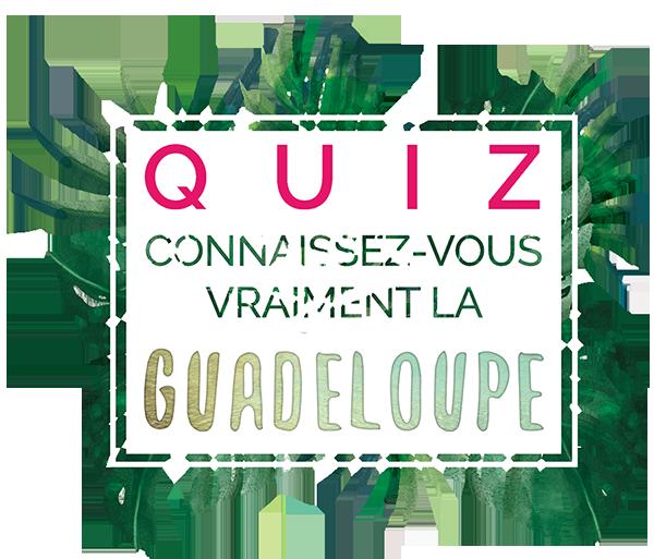 logo-quiz-connaissez vous vraiment la Guadeloupe