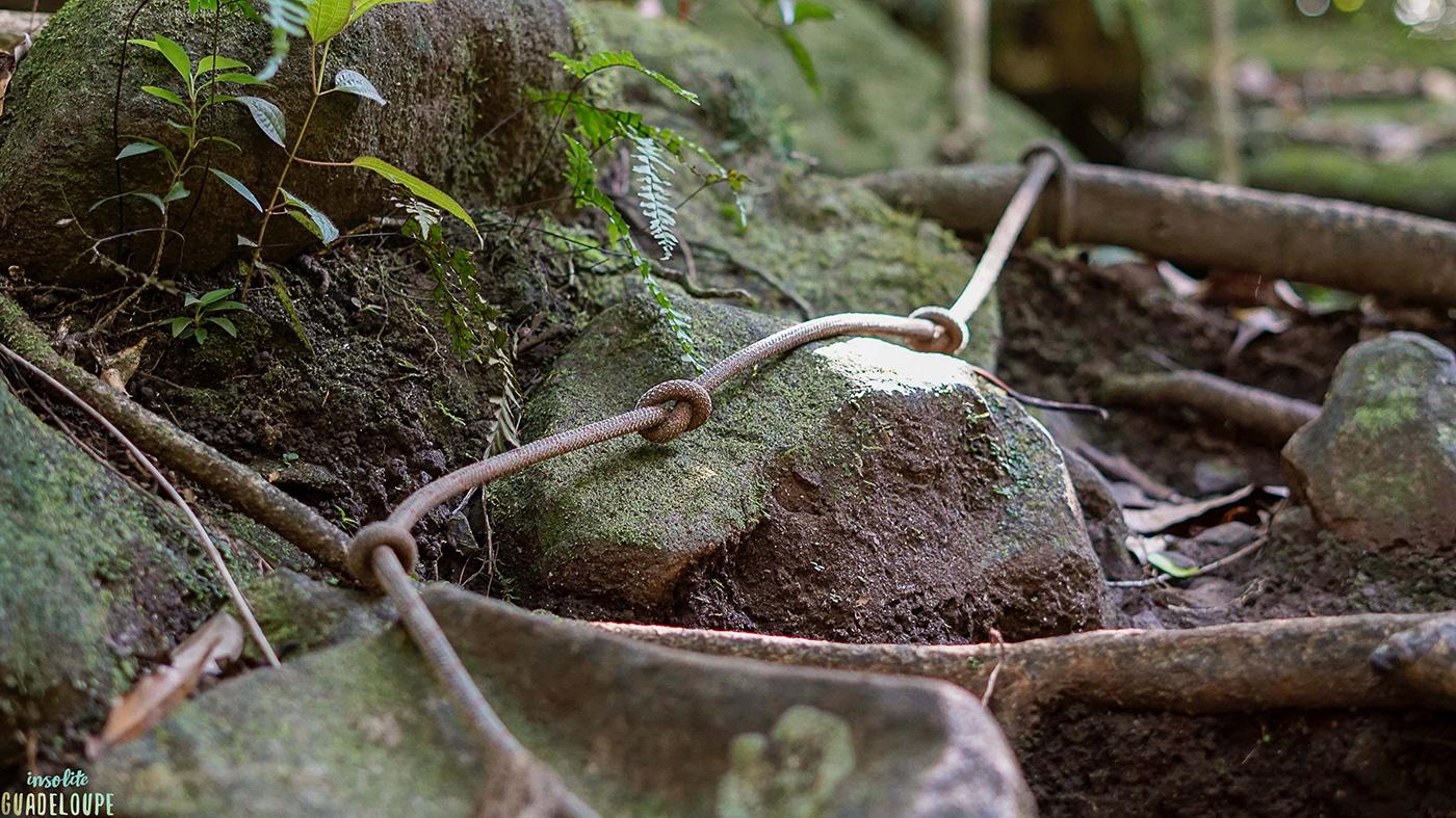 Cordes-escalade-phase-relief-randonnées-conseils-Guadeloupe