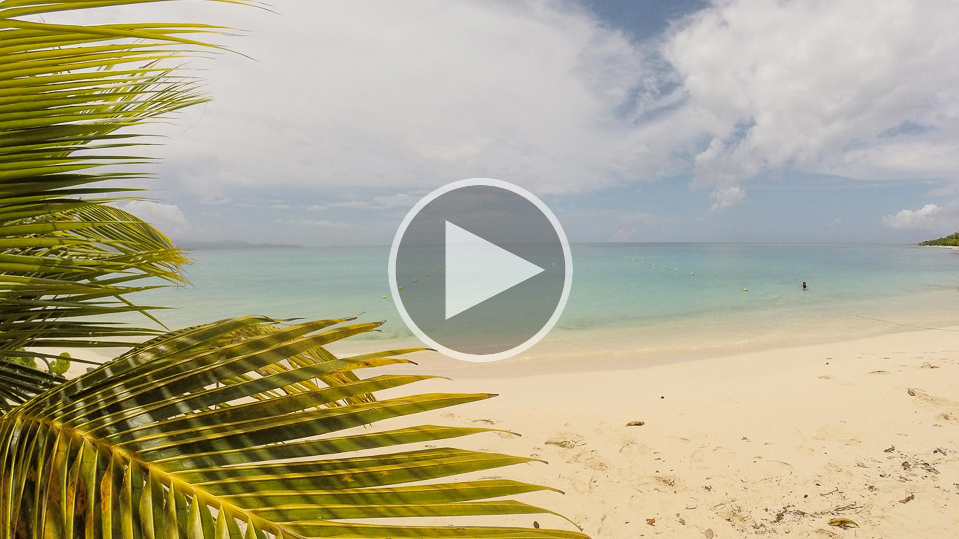 Plage du Souffleur, Port-Louis. Insolite Guadeloupe Voyage