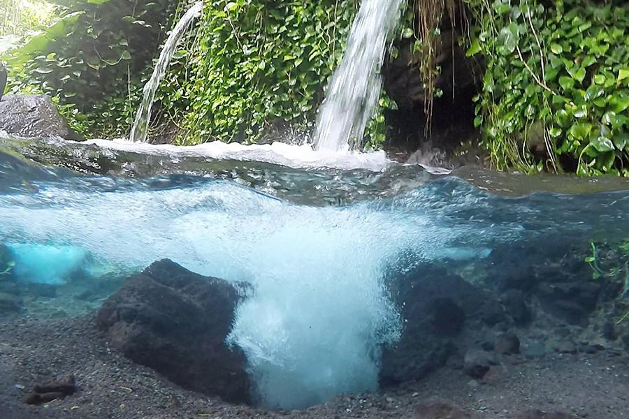 bain chaud secret guide Guadeloupe