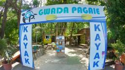 îlets Pigeon -Gwada Pagaie-loueur canoë kayak mer-excursion-insolite-guadeloupe-voyage